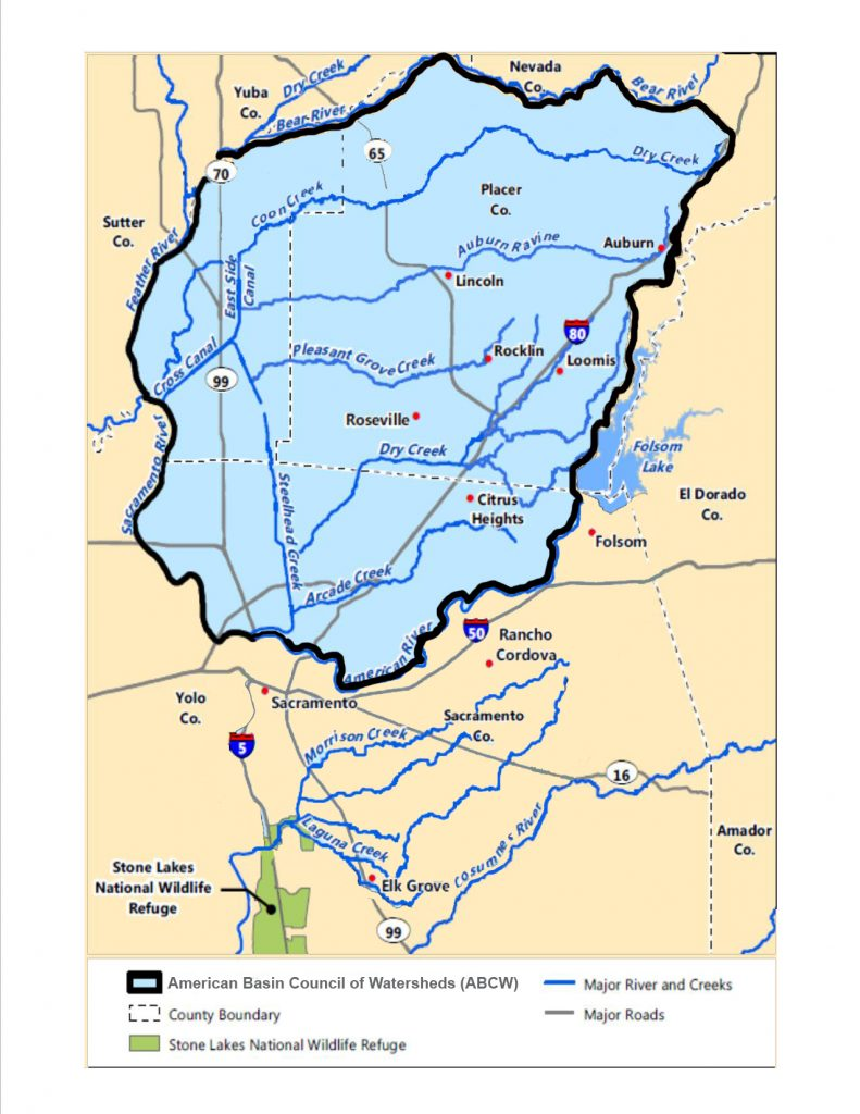 American Basin Council of Watersheds